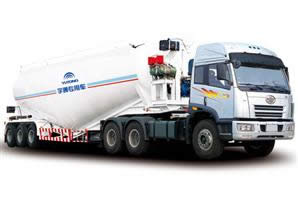 Gasoline Fuel Tank Trailer